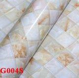 Tissu de mur, tissu de mur, papier peint de PVC, Wallcovering, papier de mur, parquetant la feuille, parquetant le roulis, papier peint