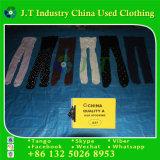 ベール方法の絹ストッキングの使用された衣類および中国のよいパターン