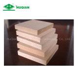 Küche-Möbel-normales/rohes MDF/HDF Blatt 1220X2440X4.5mm mit Grad E2