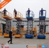 Сертификат Ce электрический Scissor подъем от фабрики Китая