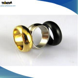 Populäre gesinterte permanente NdFeB Ring-Form-Magneten mit glänzender Beschichtung