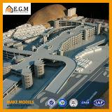Modelo del edificio del proyecto/modelo del edificio/modelos del edificio residencial/modelo del edificio público/modelo de la mezquita de Jiamala del saudí