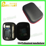 Protection (KEC-007)를 위한 단단한 Shell Waterproof EVA Glucometer Case