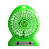 De Batterij van de Ventilators van de hand stelde de Navulbare Handbediende MiniVentilator van de Desktop van de Staaf van de Hand van de Ventilators van de Ventilator Elektrische Persoonlijke in werking