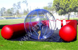 Aufblasbar gehen Kart Track, Inflatable Track Sports, Inflatable Bike Race Track, Bowling Bowl Inflatable Enclosure für Water Walking Ball