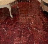 Mattonelle Polished piene lustrate del marmo della copia delle mattonelle di pavimento della porcellana