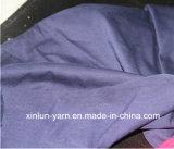 En gros dans le tissu de coton de garniture de Spandex de la Chine