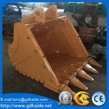 Benna resistente della roccia per l'escavatore di Caterpiller Cat329d