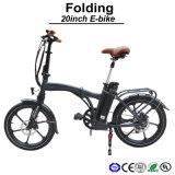 E-Bicicleta elétrica da bicicleta da E-Bicicleta de Ebike 20inch bicicleta elétrica de dobramento creativa da mini (TDN12Z)