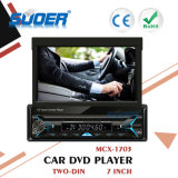 Suoer neuer Spieler des Auto-DVD/MP5 7 Zoll-Screen-Spieler mit abnehmbarem Panel (MCX-1703AD)