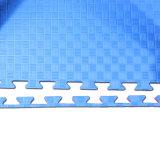高い伸縮性エヴァ5枚の縞のTaekwondoの練習の床のマット