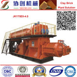 Автоматическая машина делать кирпича глины смесителя кирпича глины (JY75EII)