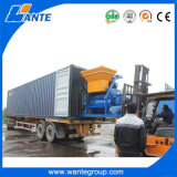 Qt4-15c Cement Block Making Machine с Automatic Plate System