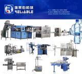 Triblock 3 en 1 máquina de embotellado automática del agua mineral
