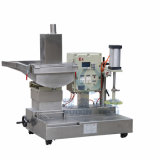 Capping를 가진 중국 Full Automatic Coating Liquid Filling Machine