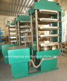 Máquina Vulcanizing de borracha da imprensa da telha de assoalho de Xlb