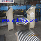 低価格の電流を通された波形の金属板