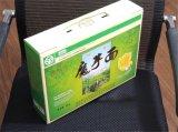 Caja de cartón popular/tallarines de encargo que empaquetan la caja/la caja de papel del alimento