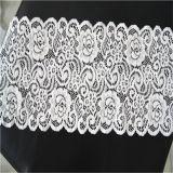 Multi guarnizione del tessuto del merletto del cotone di colore