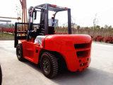 8 Tonnen-Dieselmotor-angeschaltener Ladeplatten-Gabelstapler (CPCD80)