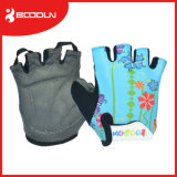 Outdoor poco costoso Fitness Kids Cycling Glove Hand Protect con Silicon Grip