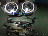 40W High Low 7 Inch Round Jeep LED Headlight