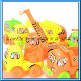 Mini Fahrzeug-Spielzeug mit 7 Arten zurück ausführen ziehen