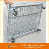 Draht-Rahmen-Metallstauraum-Speicher-Maschendraht-Behälter