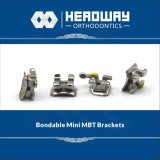 (Минио/стандарты) зубоврачебный продукт Bondable кронштейна Mbt