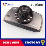 """Precipitare camma registratore della macchina fotografica dell'automobile di Dvrs dell'automobile di HD 1080P 2.7 """" con l'automobile DVR del G-Sensore di visione notturna di rilevazione di movimento"""