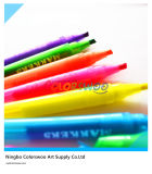 6PCS Highlighter Marker voor School en Office