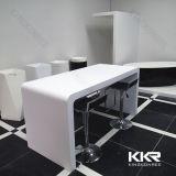 Изготовленный на заказ искусственная каменная твердая поверхностная таблица штанги Countertops