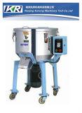 Mezclador plástico vertical simple del color del polvo de los PP del PE del PVC
