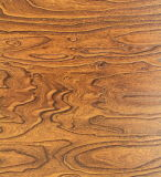 Cerise Wood Grain Decorative Paper pour Furniture et Floor