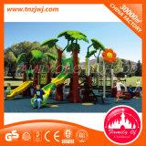 Kinder im Freien Playgroud kletterndes Park-Plättchen-Gerät