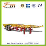 40feet 2axle Skeletal Container Semi Trailer