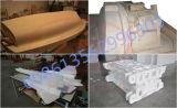 5 máquina de trituração de madeira da estaca do CNC da linha central 3D