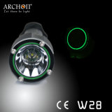 Archon 10watt 휴대용 1 차적인 급강하 플래쉬 등 (HAIII) W28