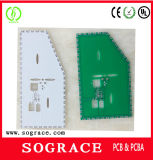 PCB SMD LED Board Design en Assembly Manufacturer van het aluminium CREE