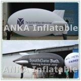 Dirigible inflable del PVC del zepelín del helio del globo