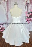 Robe de mariage nuptiale de circuit de robe de robe de bille de bal d'étudiants