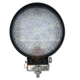 LED Global Truck luz del trabajo de 27W impermeable 4 ''
