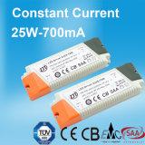 25W 700mA konstante Stromversorgung des Bargeld-LED mit Cer SAA