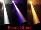 단계를 위한 광속 반점과 세척 3in1 점화를 가진 잡종 280W 10r 반점 이동하는 헤드
