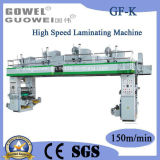 PLC Control High Speed ​​Dry Laminating Machinery for Plastic Film