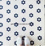 Mosaico de cerámica del piso de la forma hexagonal 2016 con el tamaño de 300*300m m