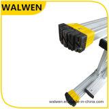 2 Kapitel-Vielzweckteleskopische Falz-Aluminiumstrichleiter