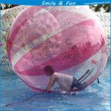 Gang bij het Lassen van de Hete Lucht van de Ballon PVC1.0mm D=1.8m Duitsland Tizip van het Water met Ce En14960