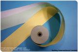 Rodillo 76X70m m del papel de la NCR 2 capas /3ply