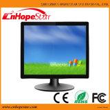 monitor del PC de sobremesa del LCD del monitor de visualización de 17 '' LCD